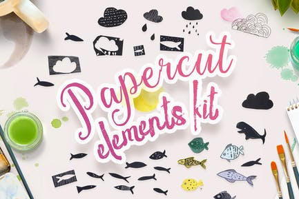 Papercut Elements Kit