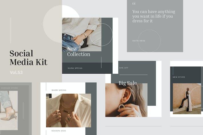 Cover Image For Social Media Kit (Vol.53)