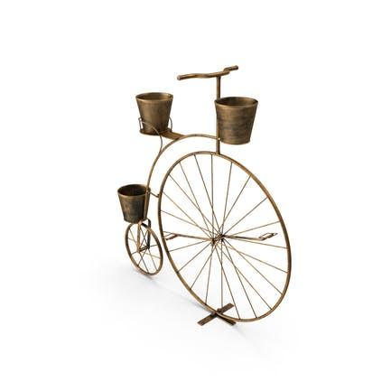 Подставка для велосипедных растений