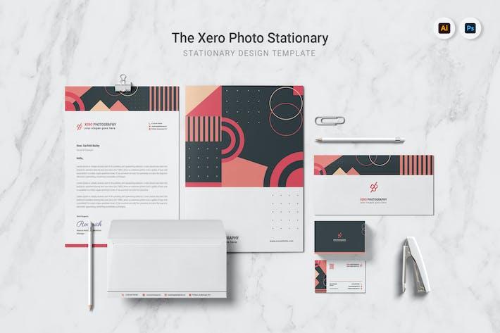 Thumbnail for Xero Photo Stationary