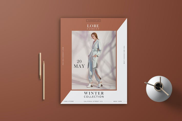 Cover Image For Fashion Flyer 5