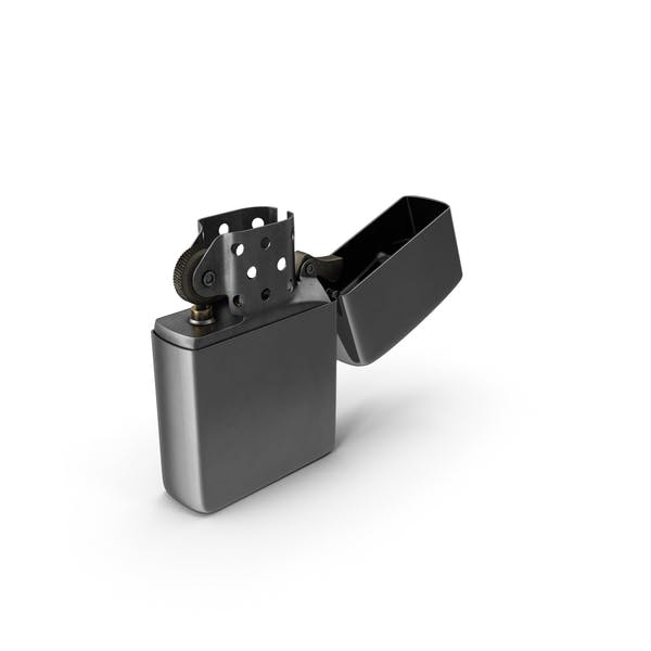Cover Image for Metal Lighter
