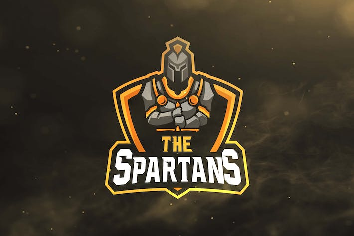 Thumbnail for The Spartans Sport and Esports Logos