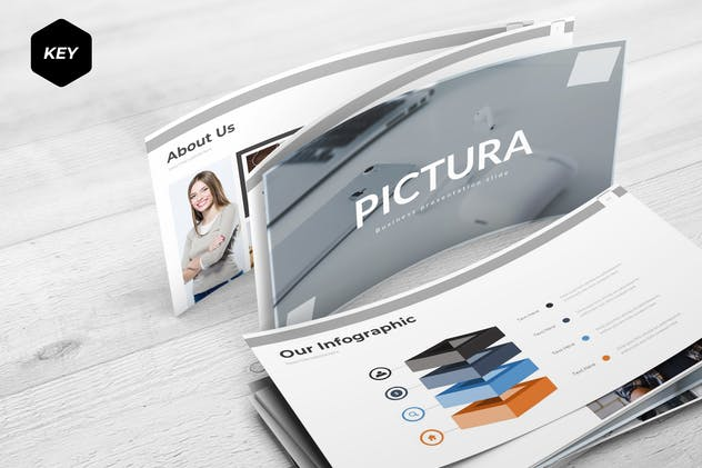 Pictura - Keynote Template