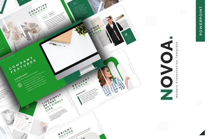 Cover Image For Navoa - Keynote Template