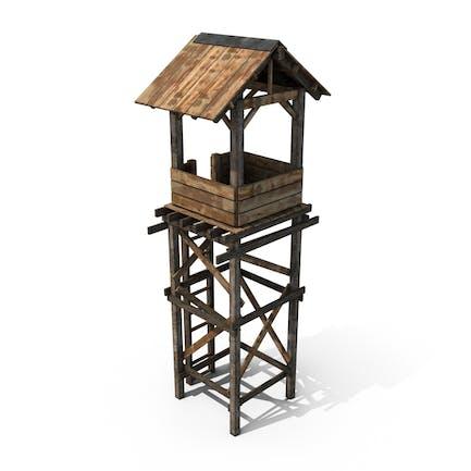 Torre de Madera Vieja