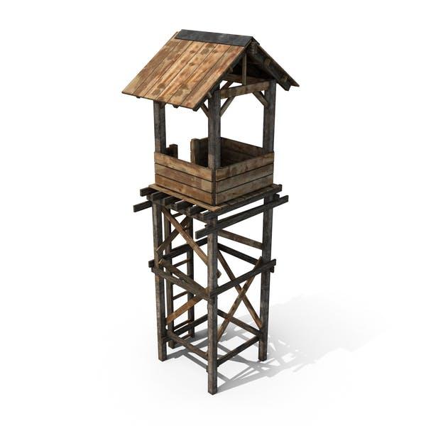 Alter Holzturm