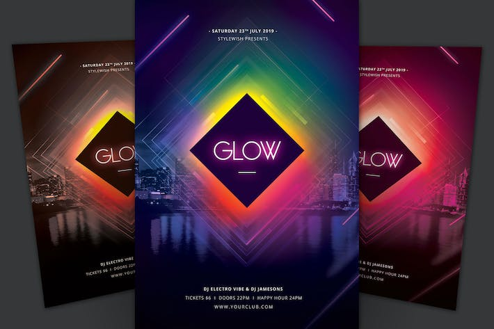 Thumbnail for Glow Flyer