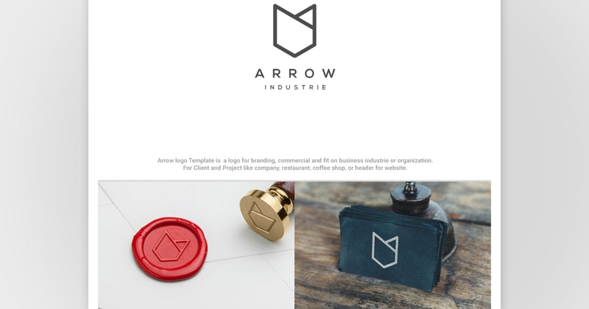 Download Arrow Logo by sagesmask