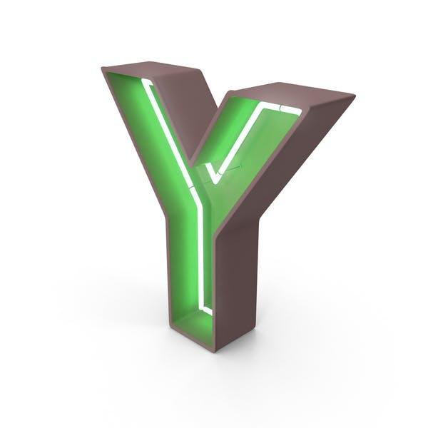 Thumbnail for Неоновая буква y