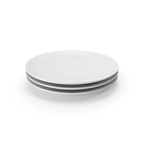 Thumbnail for Stacked Dinner Plates