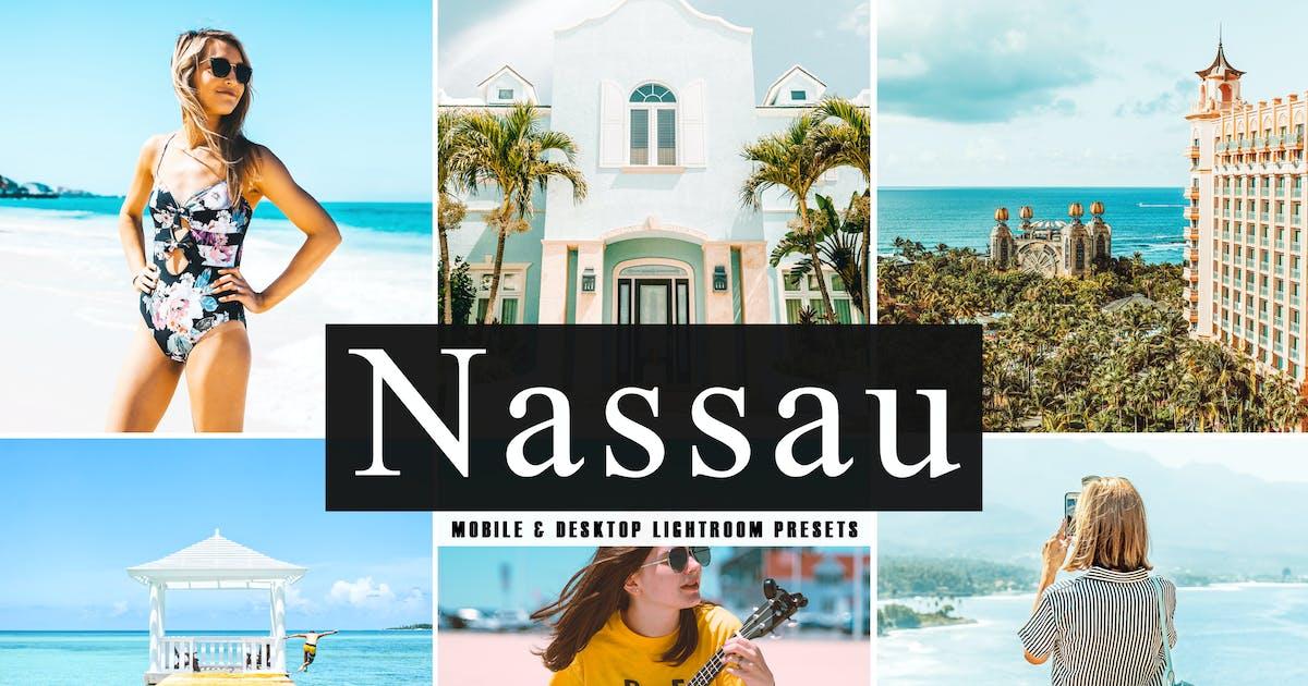 Download Nassau Mobile & Desktop Lightroom Presets by creativetacos