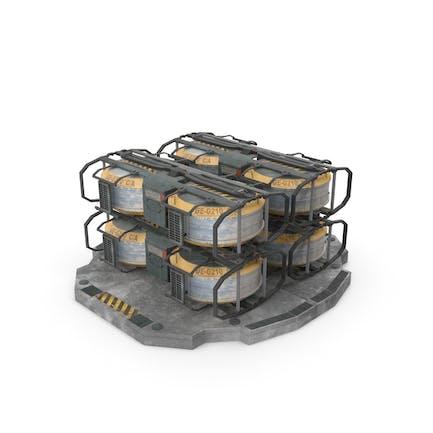 Futuristic Containers