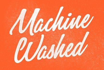Machine Washed Photoshop Brush Presets
