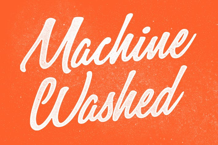 Thumbnail for Machine Washed Photoshop Brush Presets