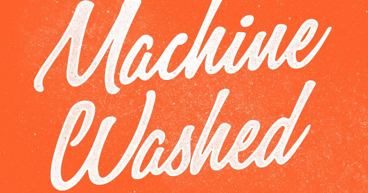 Download Machine Washed Photoshop Brush Presets by GraphicMonkee