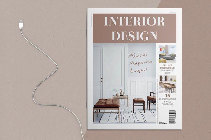 Thumbnail for INTERIOR DESIGN Magazine