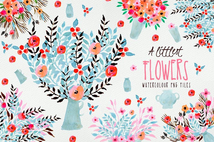 Thumbnail for A Littlest Flowers