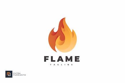 Flame - Logo Template