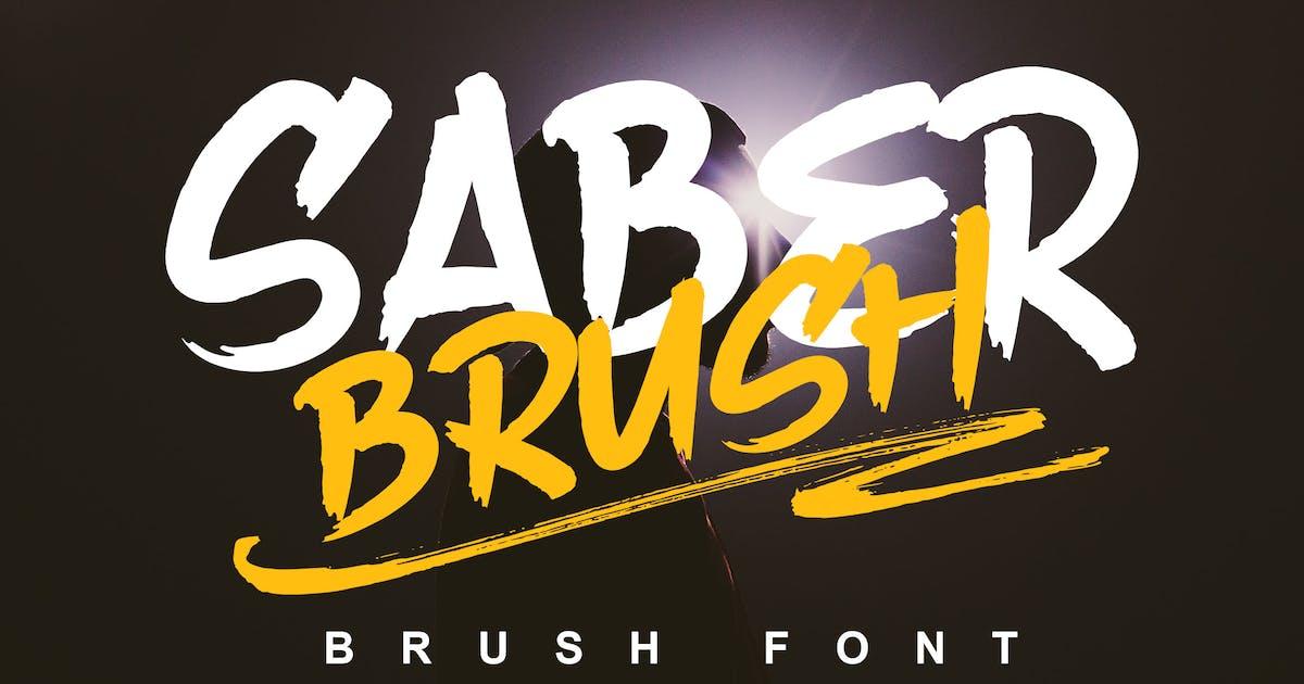 Download Saber Brush by shirongampus