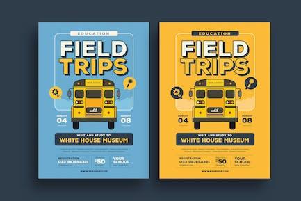 Fields Trip Flyer