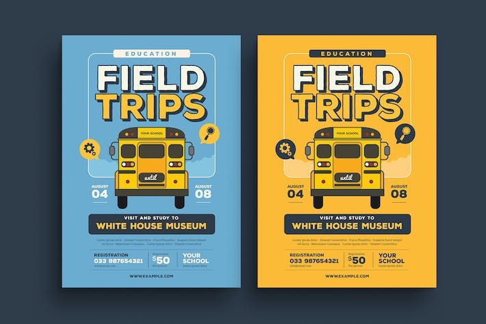 Thumbnail for Fields Trip Flyer