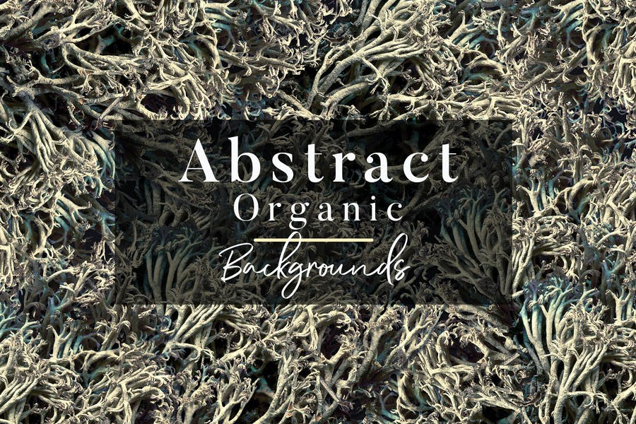 Abstract Organic Backgrounds