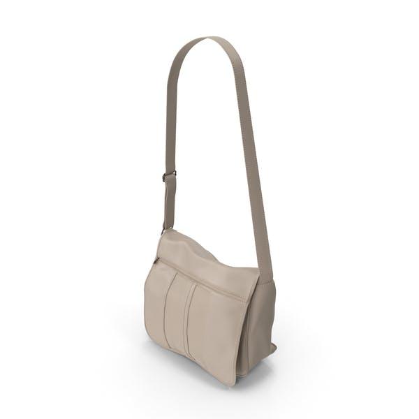 Мужская сумка Бежевый