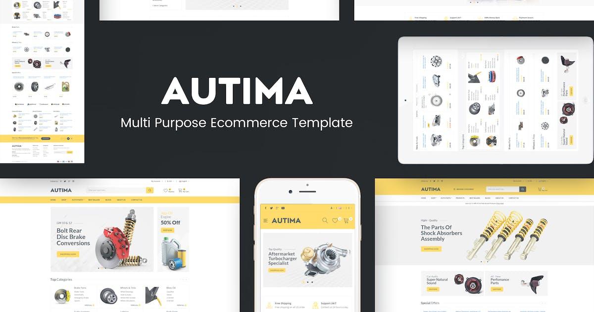 Download Autima - Car Accessories Prestashop Theme by Plaza-Themes
