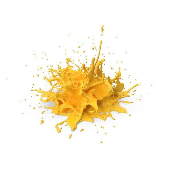Желтый всплеск