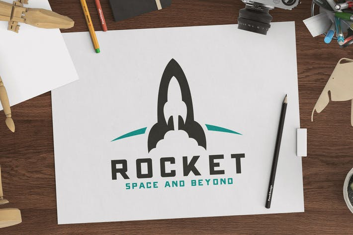 Thumbnail for Rocket Logo