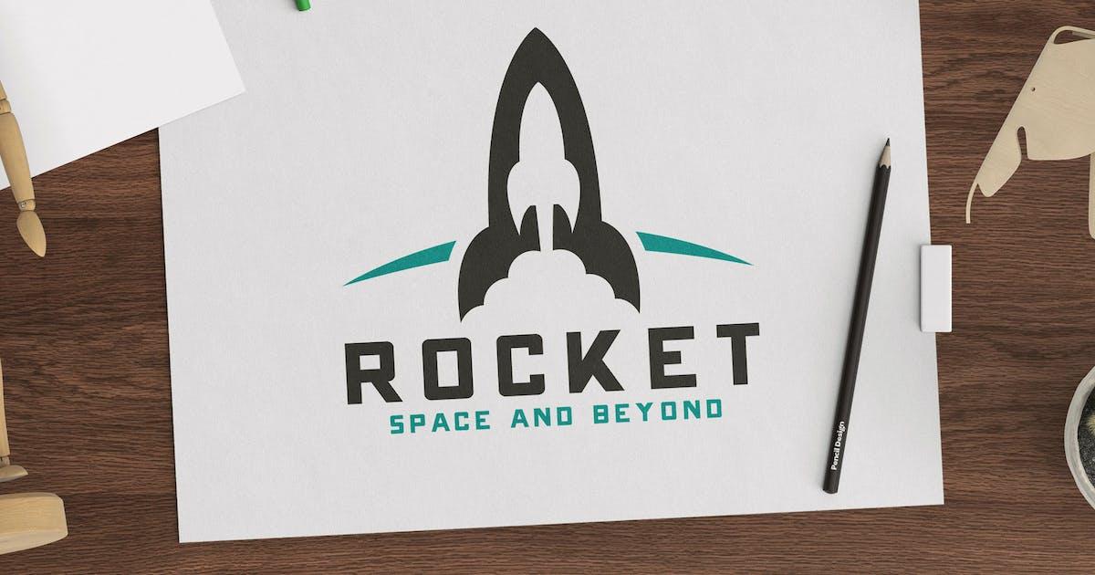Rocket Logo by MJGDesigns