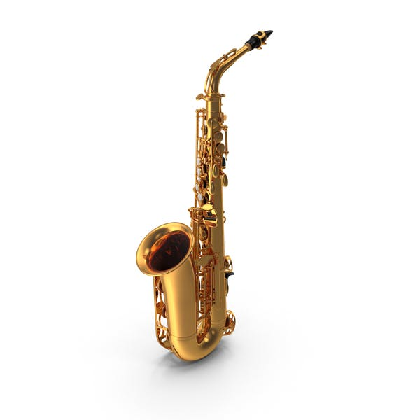 Cover Image for Golden Saxophone
