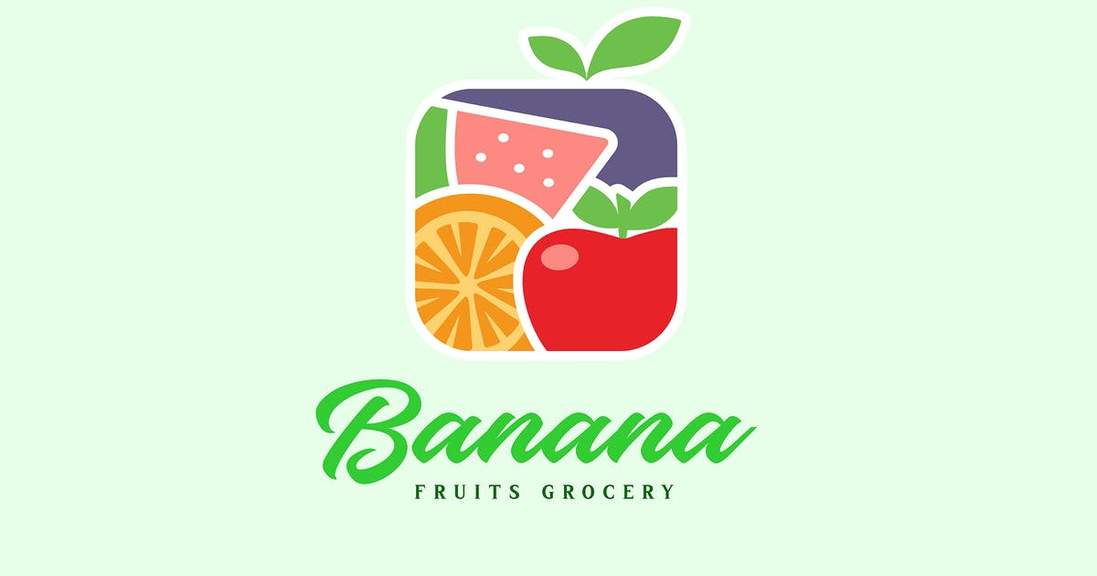 Download Fruits Logo Template by ilhamtaro