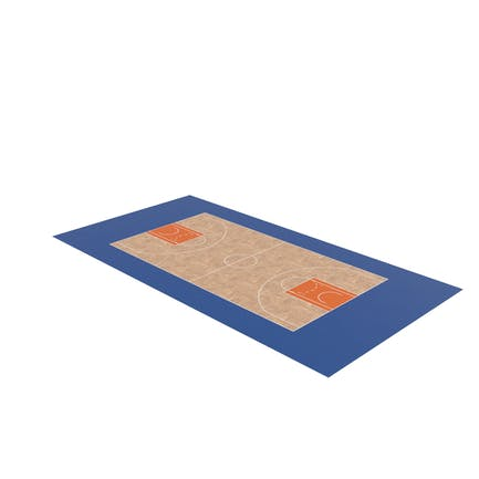Basketball-Oberfläche