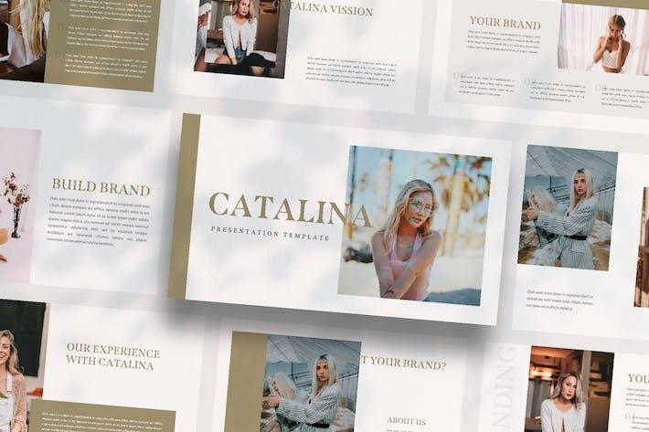 Thumbnail for CATALINA - Keynote