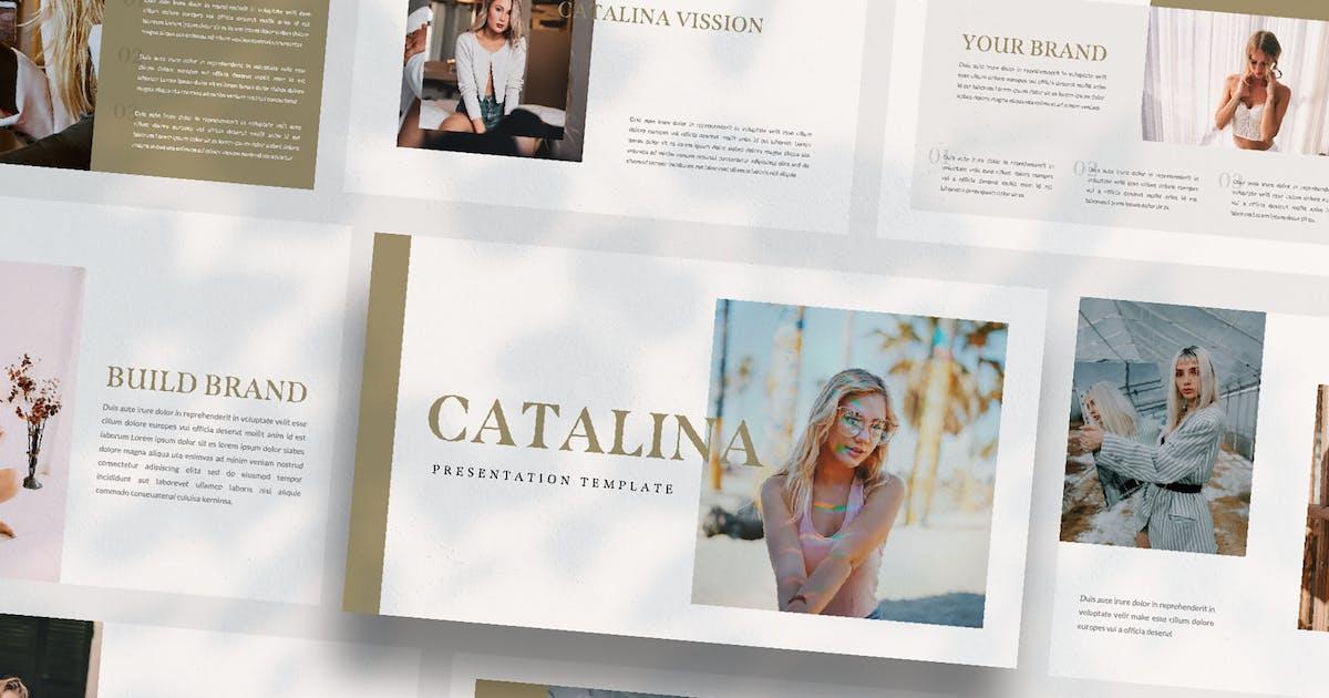 Download CATALINA - Keynote by Cotbada-studio