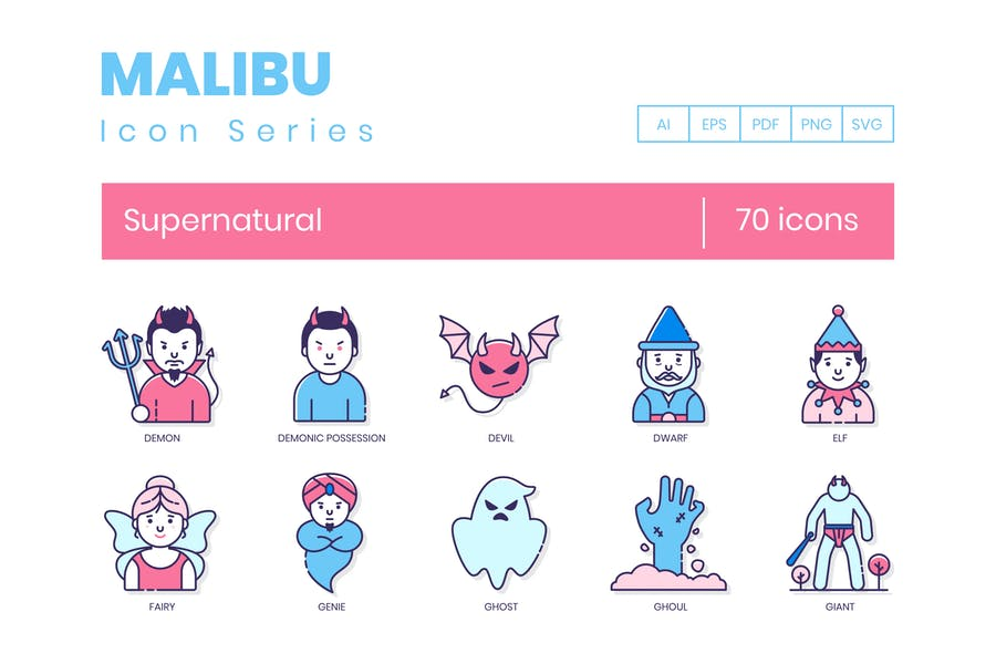 Supernatural Icons