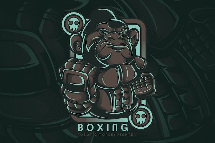Thumbnail for Gorilla Boxing