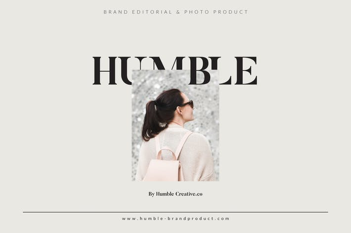 Humble Brand Book Presentation