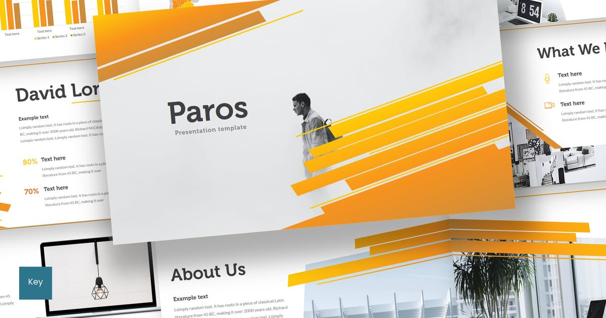 Download Paros - Keynote Template by inspirasign