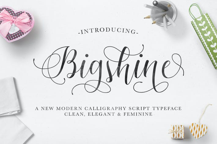 Cover Image For Bigshine Script