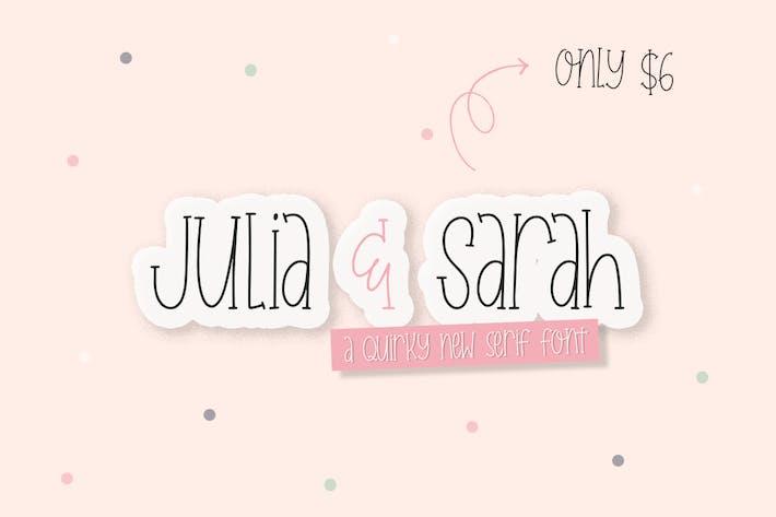 Police Julia & Sarah