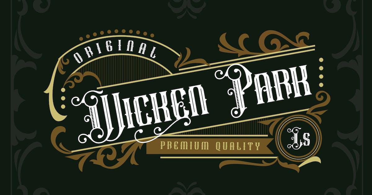 Download Wicken park by LetterStockStd