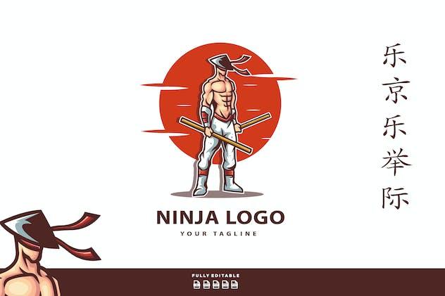 Stick Ninja Japan Logo