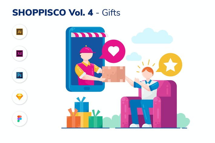 Thumbnail for SHOPPISCO VOL.4 - Cadeaux