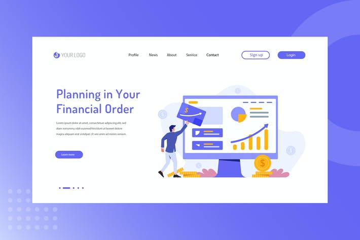 Thumbnail for Planning in Your Financial Order Landing Page