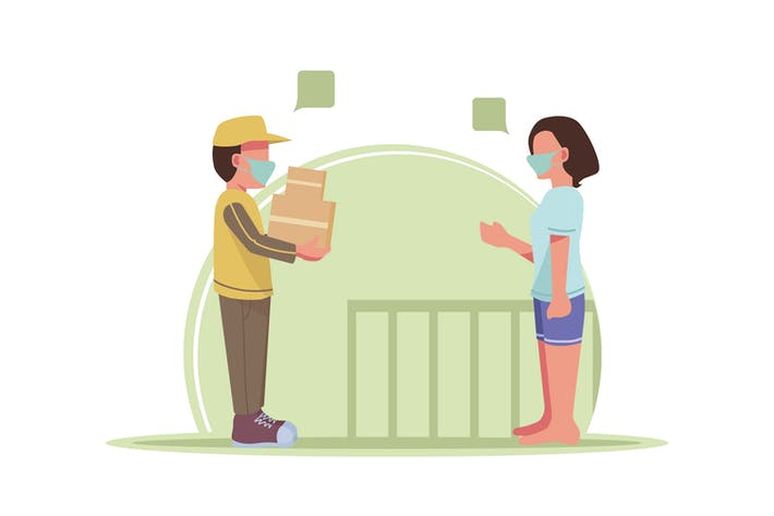 Thumbnail for Delivery Box Item Illustration