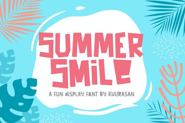Thumbnail for Summer Smile
