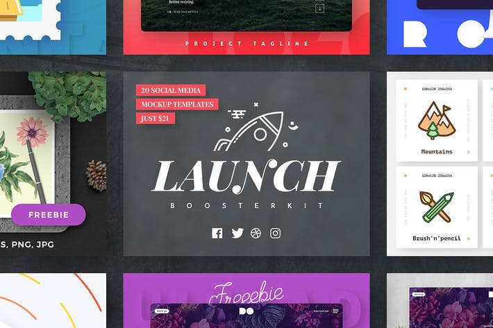 Thumbnail for Launch Booster Kit